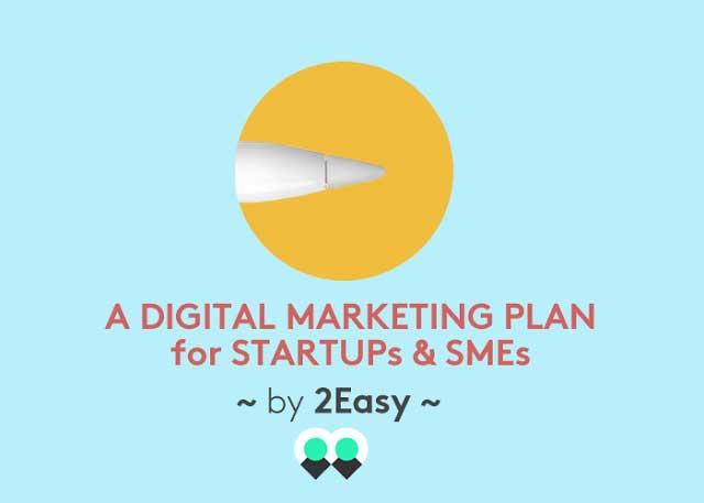 A Digital Marketing Plan for Hong Kong Startups and SMEs
