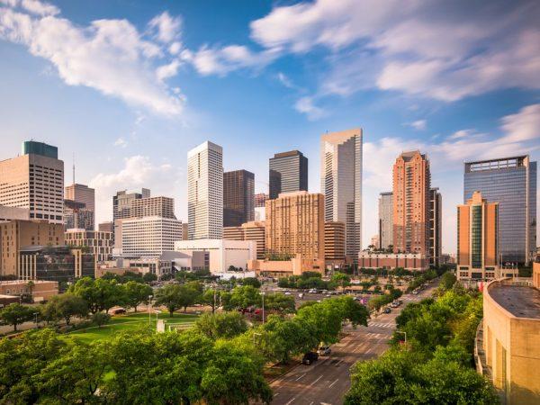 全球17個最多富人聚居的城市 11-Houston