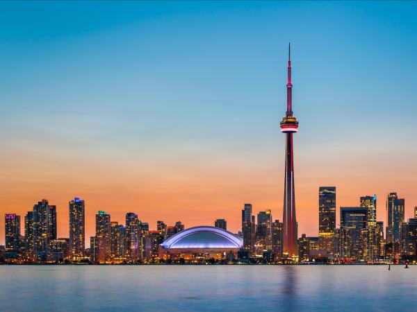 全球17個最多富人聚居的城市 15-Toronto