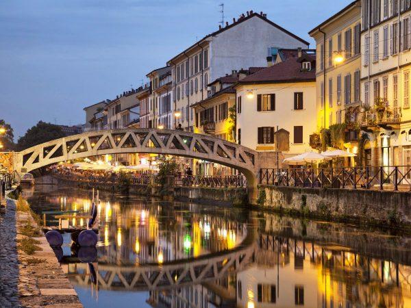 全球17個最多富人聚居的城市 16-Milan