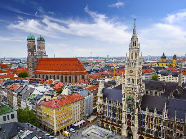 全球17個最多富人聚居的城市 17-munich