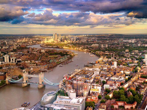 全球17個最多富人聚居的城市 2-London