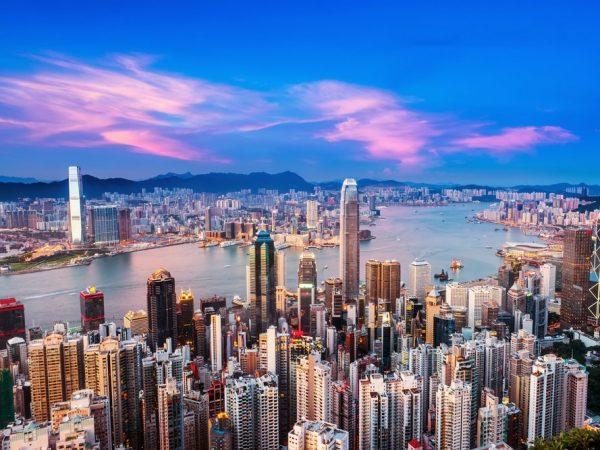 全球17個最多富人聚居的城市 4-Hong Hong