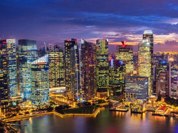 全球17個最多富人聚居的城市 5-Singapore