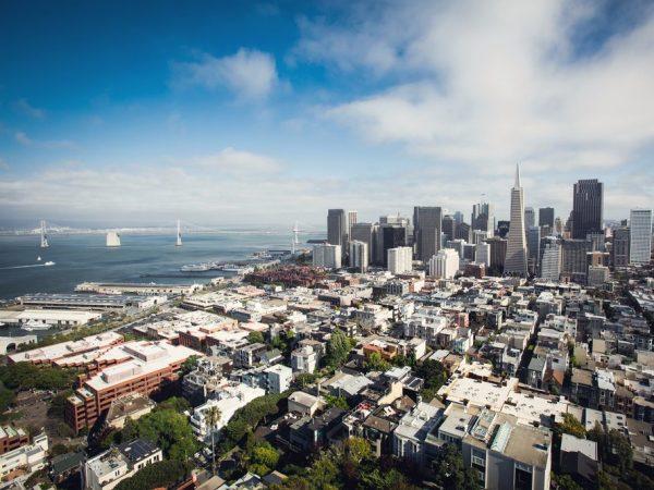 全球17個最多富人聚居的城市 6-San Francisco