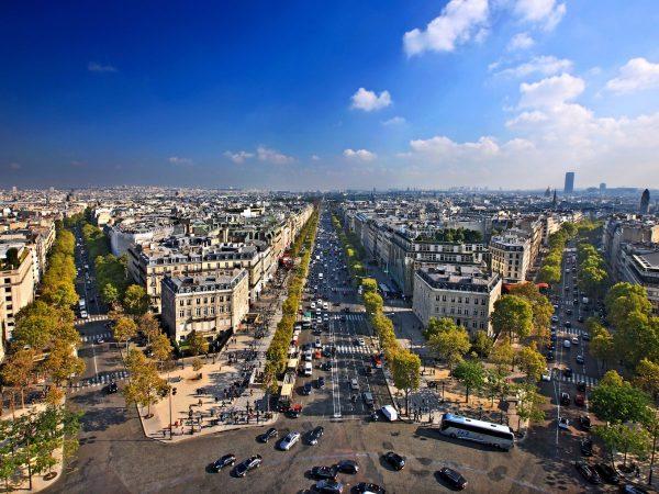 全球17個最多富人聚居的城市 7-Paris