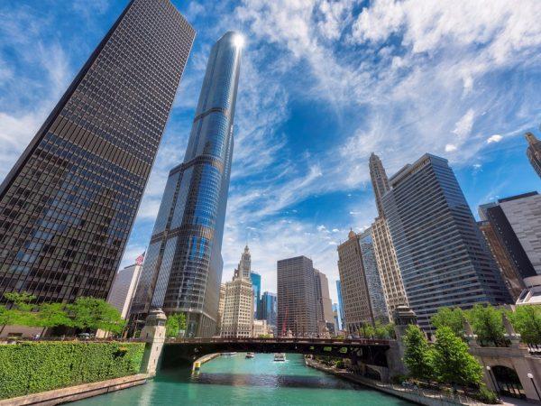 全球17個最多富人聚居的城市 8-Chicago
