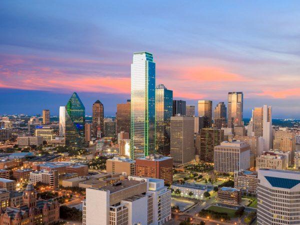 全球17個最多富人聚居的城市 9-Dallas